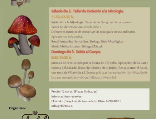 II Jornadas Micológicas EL SETAL